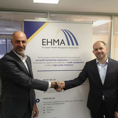 George Valiotis Appointed as New Interim Executive Director of the EHMA