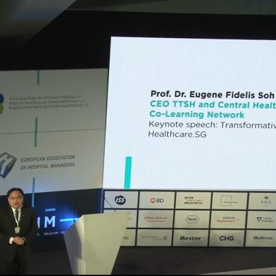 #EAHM2019: SMART HEALTH of the Future