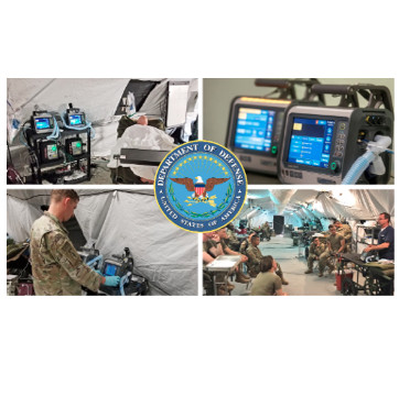 New Contract with the US Department of Defence